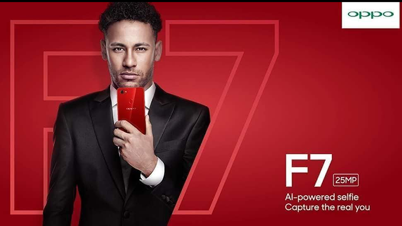 Neymar, cầu thủ Brazil sẽ là đại sứ thương hiệu cho OPPO F7 - ảnh 2