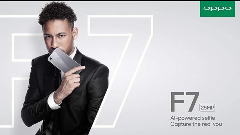 Neymar, cầu thủ Brazil sẽ là đại sứ thương hiệu cho OPPO F7 - ảnh 4