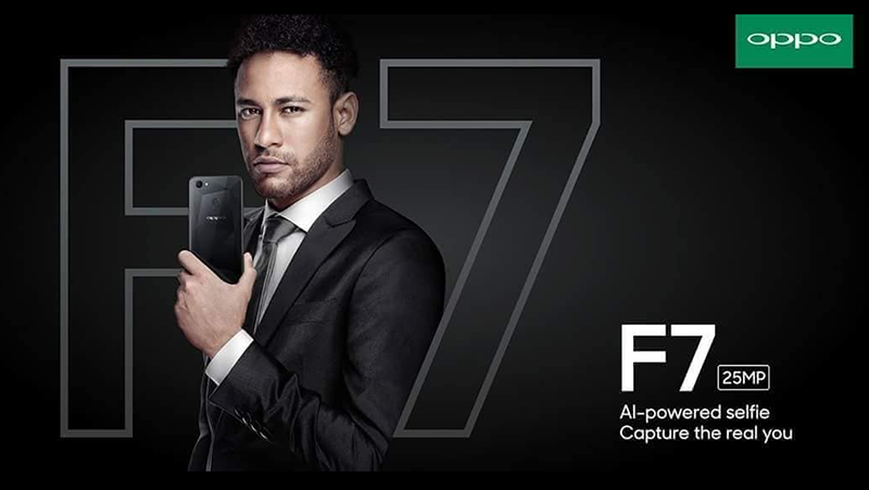Neymar, cầu thủ Brazil sẽ là đại sứ thương hiệu cho OPPO F7 - ảnh 3