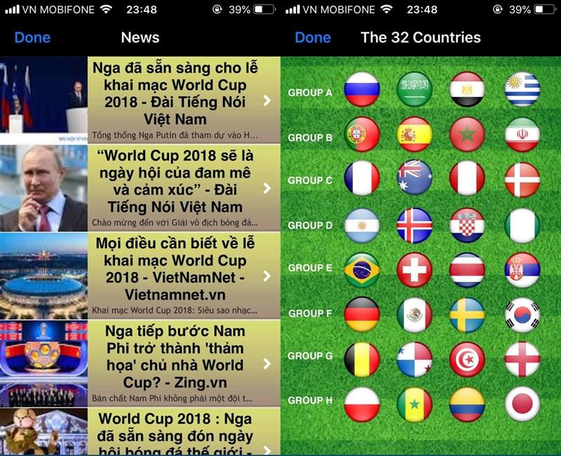 Cách cập nhật nhanh lịch thi đấu World Cup 2018, kết quả, tỉ số,... - ảnh 4
