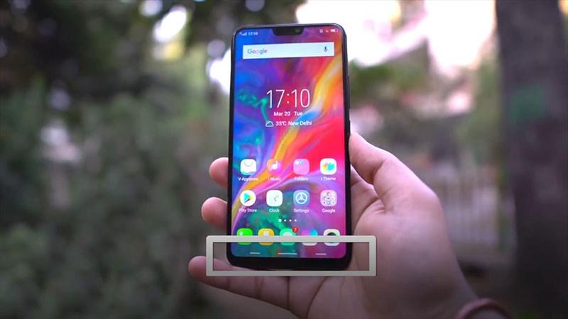 """Vì sao smartphone Trung Quốc không thể thiếu """"cái cằm""""? - ảnh 1"""