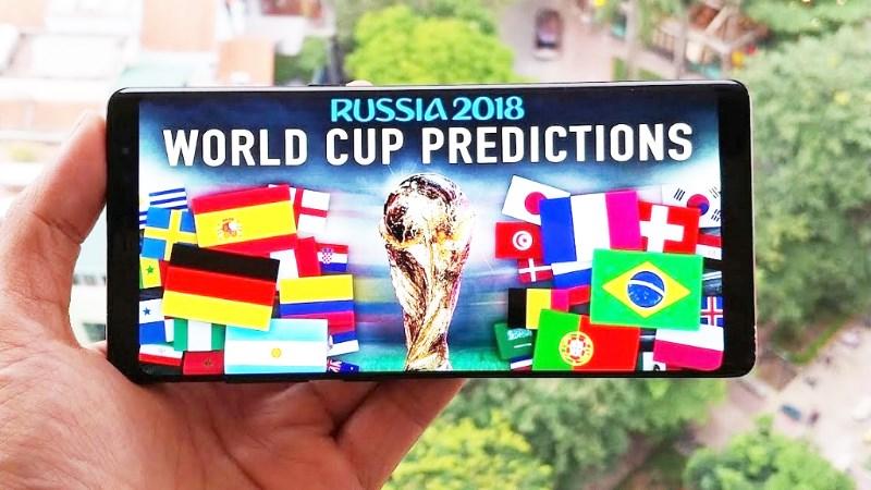 Hướng dẫn xem thả ga World Cup với gói cước mới từ Mobifone - ảnh 1