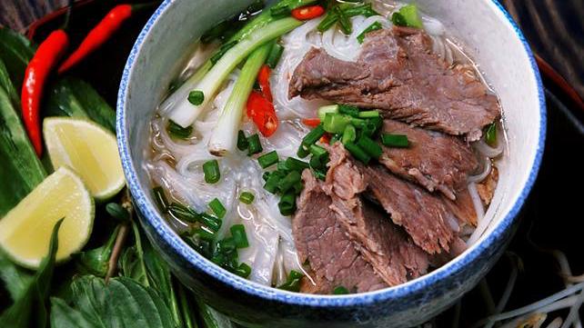 Ho Chi Minh food