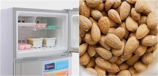 Không ngờ các thực phẩm này cũng có thể bảo quản trong ngăn đá tủ lạnh