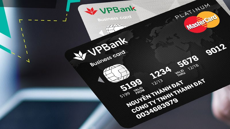 Thanh toán Online qua Mastercard của VPBank được giảm thêm đến 500k