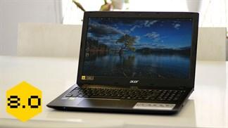 Đánh giá Acer Aspire E5: Laptop Core i7, có card VGA rời, giá tốt cho SV