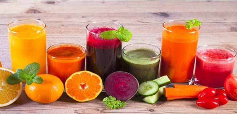 9 cách làm nước ép trái cây