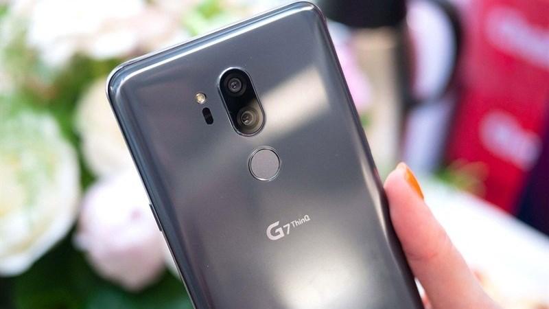 LG G7 ThinQ sẽ chính thức ra mắt tại Đài Loan vào ngày 22/6 tới