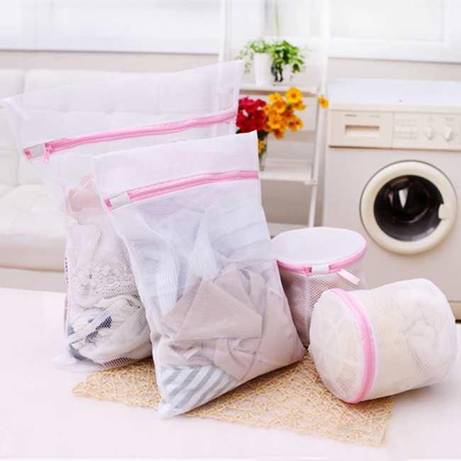 Loại quần áo có thể cho vào túi giặt