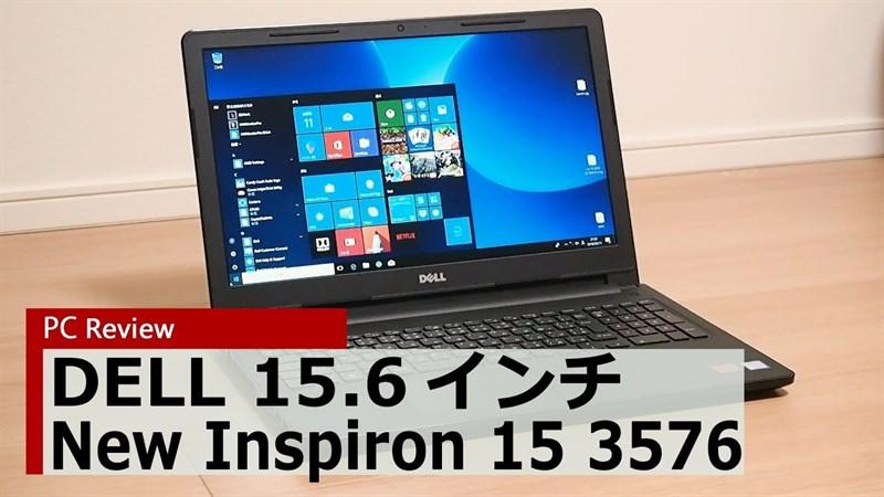 Laptop Dell core i3 và i5 thế hệ 8 (Coffee Lake), kèm quà tặng