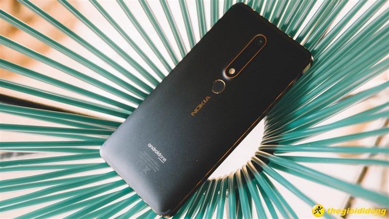 Nokia 6 new 64GB lên kệ TGDĐ với nhiều quà tặng hấp dẫn