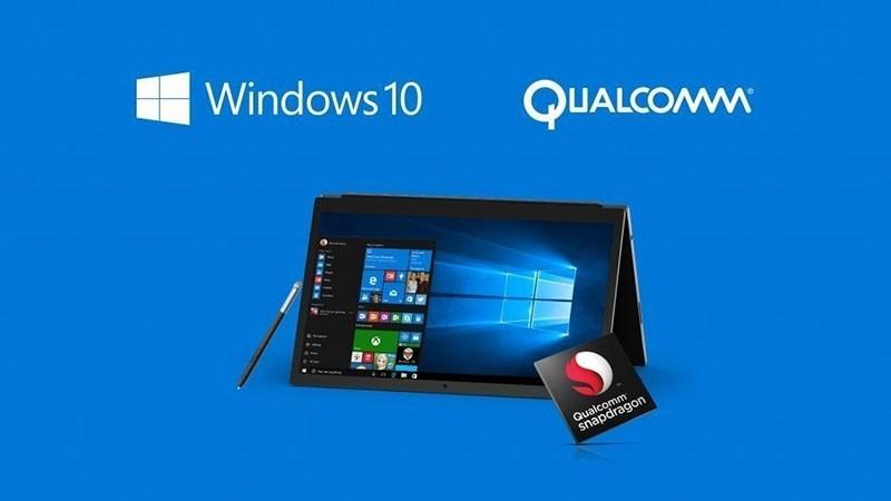 Qualcomm ra mắt chip Snapdragon 1000 cho máy tính Windows 10