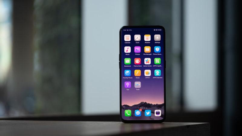 OPPO Find X tạo cú đột phá lớn trong thế giới smartphone