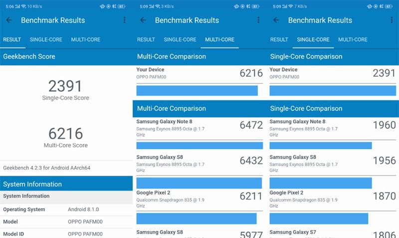 OPPO Find X tạo cú đột phá lớn trong thế giới smartphone 3