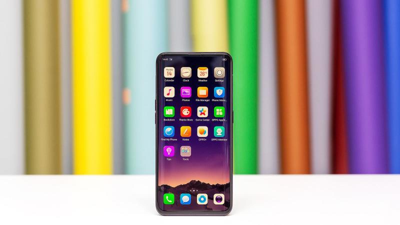 OPPO Find X tạo cú đột phá lớn trong thế giới smartphone 2