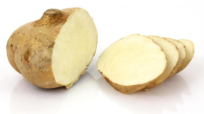 Củ đậu giúp tăng cường hệ miễn dịch