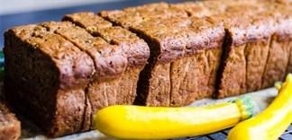 Cách làm bánh mì bí ngòi bổ dưỡng tốt cho sức khỏe