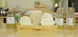 Công thức làm xà bông handmade từ dầu dừa tại nhà
