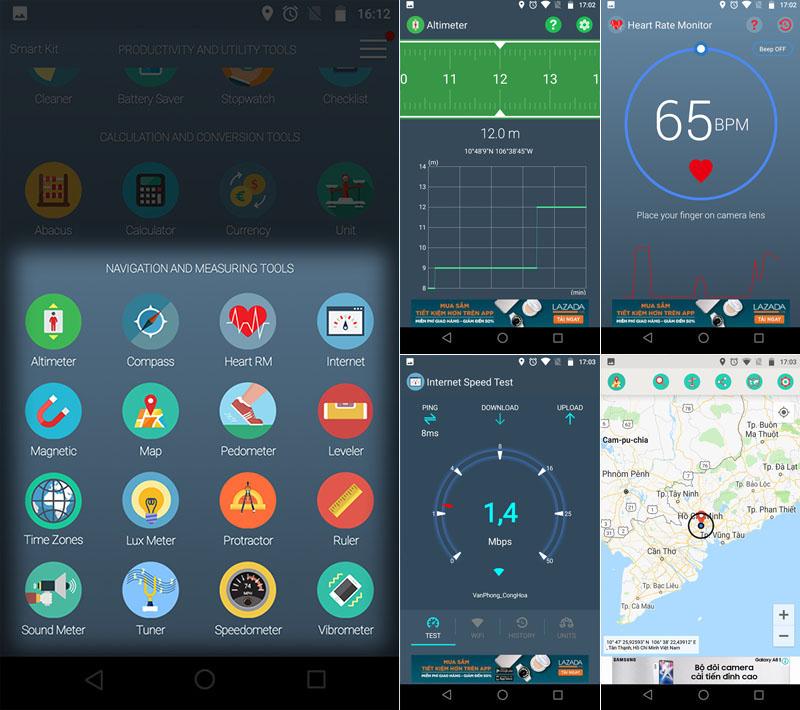 Smart Kit, ứng dụng 39-trong-1 giúp tiết kiệm bộ nhớ tối đa - ảnh 4