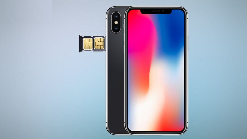 iPhone 2018 sẽ có phiên bản SIM nhúng và 2 SIM