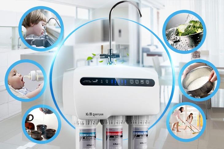 lợi ích máy lọc nước ro
