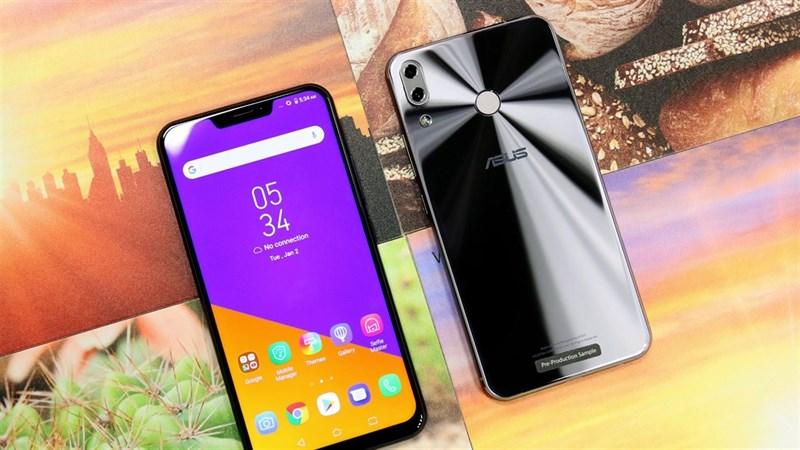 Loạt smartphone Asus Zenfone mới ra mắt tại Việt Nam