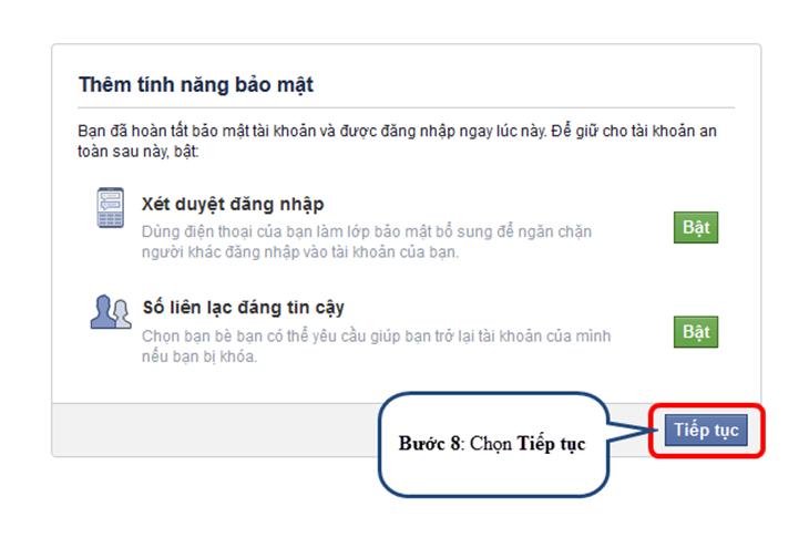 Cách lấy lại tài khoản facebook bị hack trong vòng 30 giây-bước 8