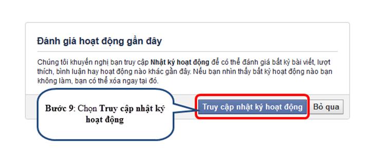 Cách lấy lại tài khoản facebook bị hack trong vòng 30 giây-bước 9
