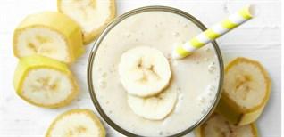 5 cách làm sinh tố chuối bổ dưỡng, đẹp da, dễ uống chỉ 5 phút