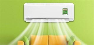 Top 5 máy lạnh Panasonic bán chạy nhất quý II - 2018 tại Điện máy XANH