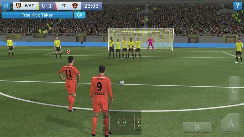 3 game bóng đá cực hay, ít tốn dung lượng cho iPhone & smartphone Android - ảnh 2
