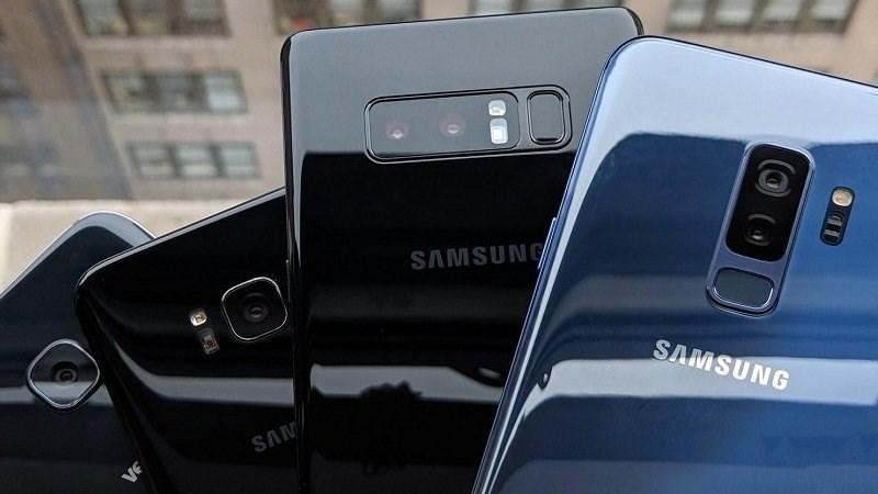 Galaxy S9 bán ế hơn Galaxy S8, tương tự như Galaxy S8 và S7