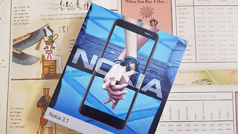 Đánh giá nhanh Nokia 3.1 phiên bản 2018 có gì hot?