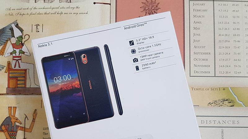 Đánh giá nhanh Nokia 3.1 phiên bản 2018 có gì hot? 1