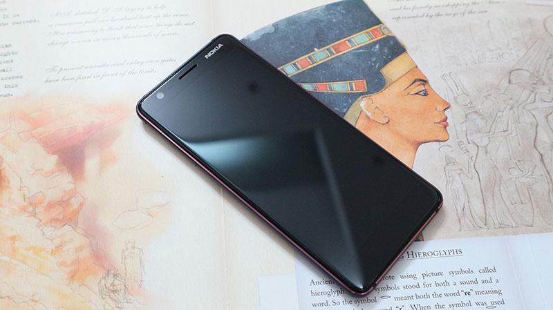Đánh giá nhanh Nokia 3.1 phiên bản 2018 có gì hot? 3