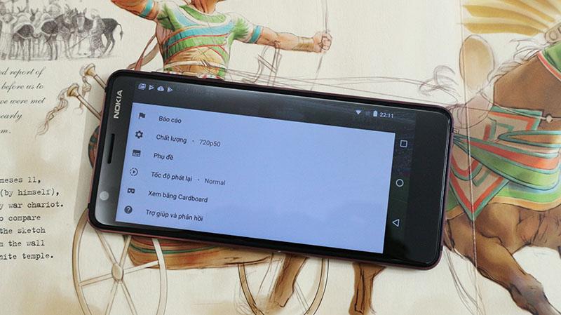 Đánh giá nhanh Nokia 3.1 phiên bản 2018 có gì hot? 13