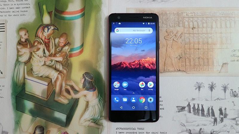 Đánh giá nhanh Nokia 3.1 phiên bản 2018 có gì hot? 10