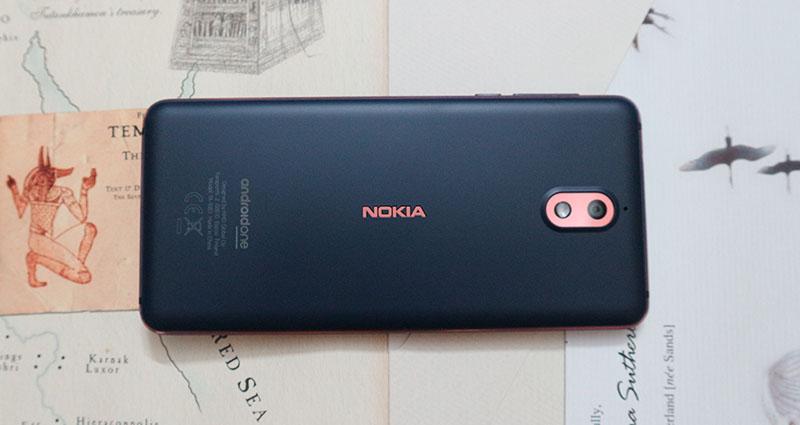Đánh giá nhanh Nokia 3.1 phiên bản 2018 có gì hot? 4
