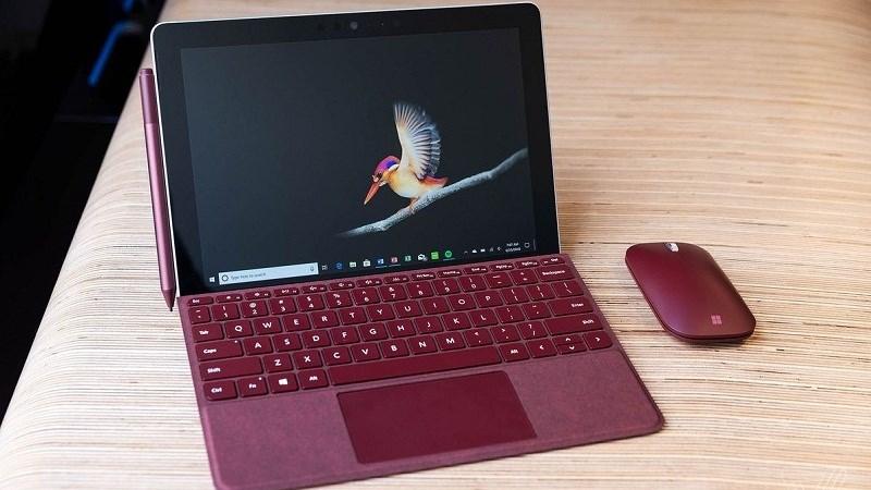 Microsoft ra mắt máy tính bảng Surface Go 10 inch, giá 9.2 triệu đồng