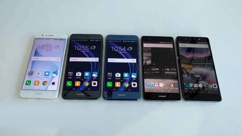 7 smartphone này của Huawei và Homor bắt đầu được cập nhật Android Oreo