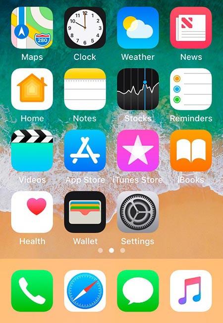 Khôi phục tin nhắn đã xóa bằng cách sử dụng iCloud