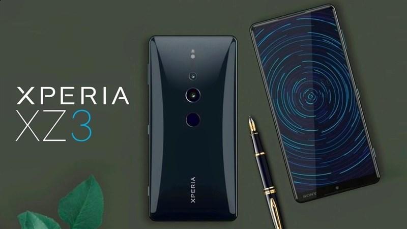 Sony Xperia XZ3 có thể trang bị tới 4 camera