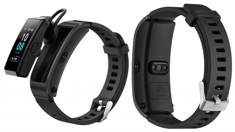 Huawei ra mắt vòng đeo tay TalkBand B5, có thể trở thành tai nghe Bluetooth