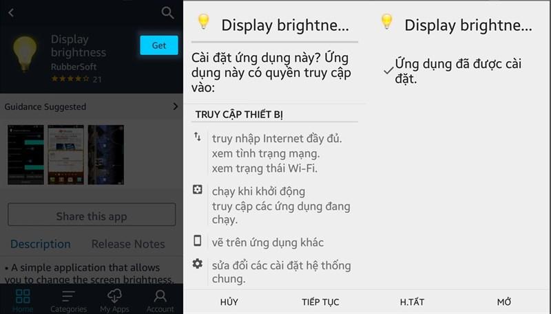 Chỉnh độ sáng màn hình smartphone bằng cách vuốt trên thanh trạng thái - ảnh 4