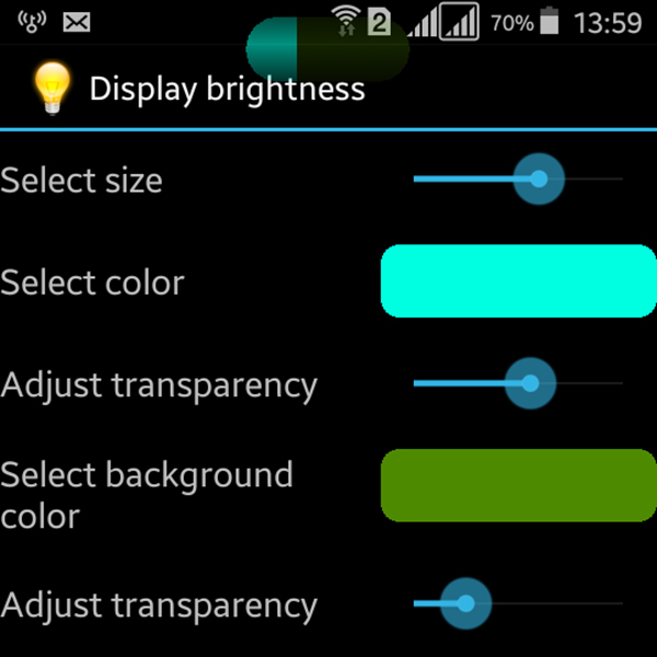 Chỉnh độ sáng màn hình smartphone bằng cách vuốt trên thanh trạng thái - ảnh 5