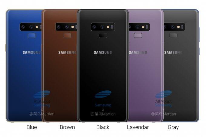 Rò rỉ hình ảnh poster của Galaxy Note 9 sắp ra mắt - ảnh 3