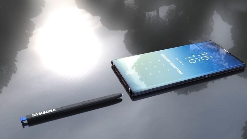 Rò rỉ hình ảnh poster của Galaxy Note 9 sắp ra mắt - ảnh 1