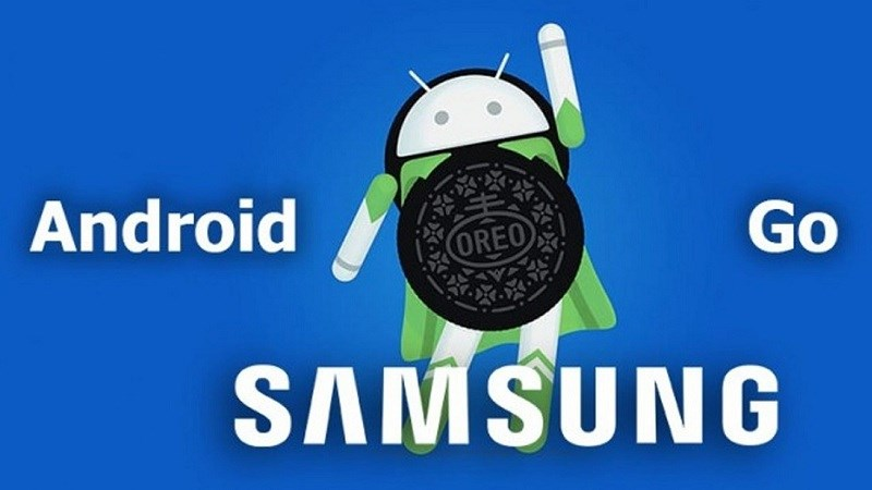 Smartphone Android Go của Samsung đã được FCC chứng nhận