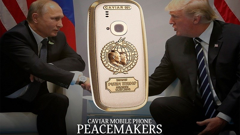Nokia 3310 Peacemakers