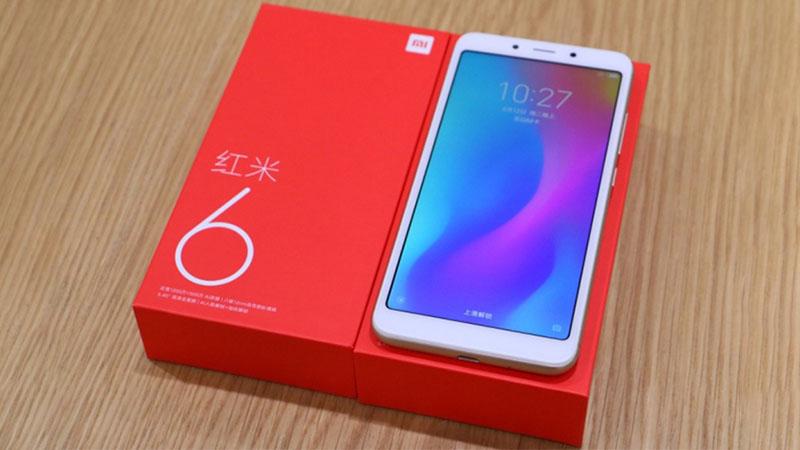 Thế Giới Di Động chính thức bán Xiaomi Redmi 6: Giá rẻ cũng có AI - ảnh 2